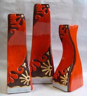 Taller de cerámica decorativa y artesanal. Venta de piezas en crudo y bizcocho…
