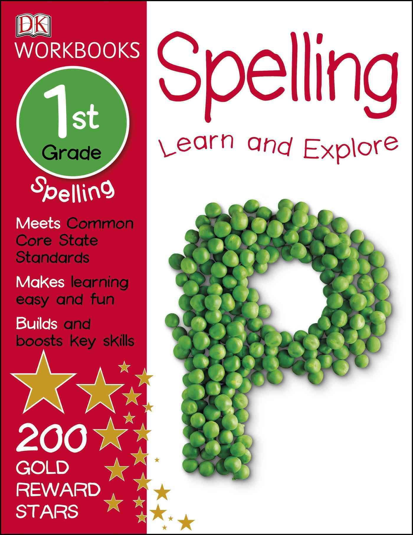 Dk Workbooks Spelling First Grade Is A Great Tool To