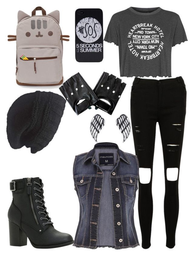"""""""Emo?"""" by rainbowsandthenme on Polyvore featuring Call it SPRING, Topshop, Laundromat, maurices, AeraVida, women's clothing, women's fashion, women, female and woman"""