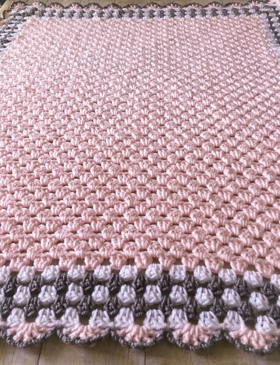 Nursery Bedding Bright Handmade Baby Crochet Blanket Goods Of Every Description Are Available Blankets & Throws
