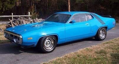 1972 Road Runner