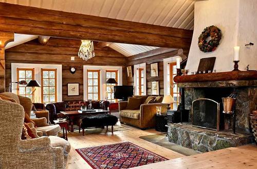 Cottage Cabin Interiors Cabin Interior Decorating Ideas Rustic