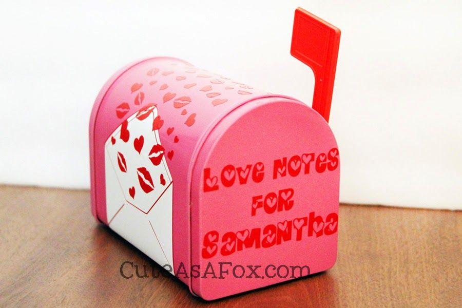 Cute As a Fox: Valentines