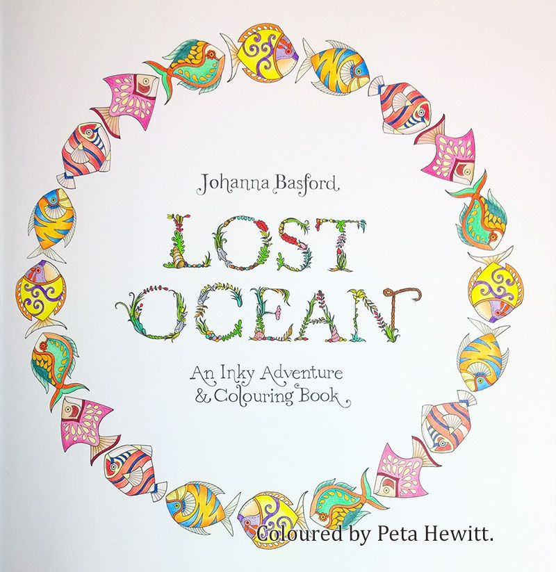 Lost Ocean review and Coloured Pictures. La Artistino