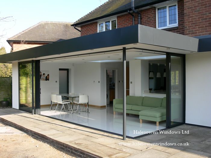 Bi Fold Doors Google Search Belmont Redesign Corner