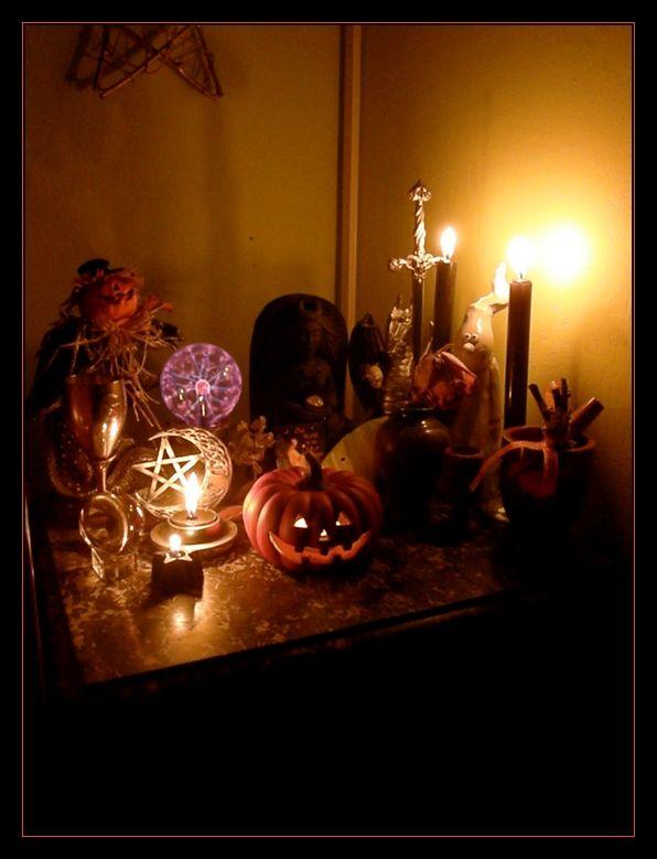 Samhain 2010 by MadameGuinevere on DeviantArt