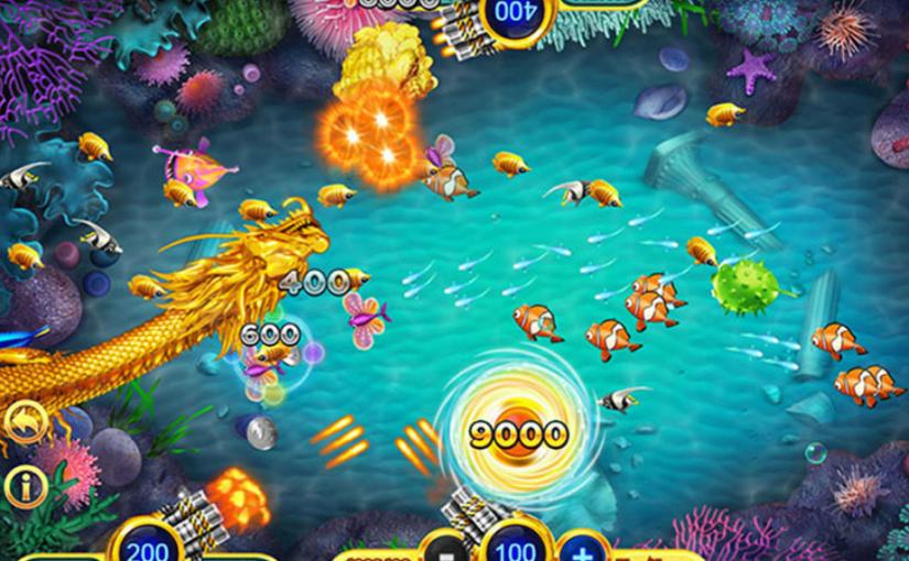 เกมยิงปลาออนไลน์ เดิมพัน รับเงินได้ทันที | อั่งเปา, เกม, เงิน