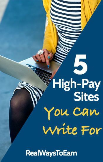 Creative writing websites that pay
