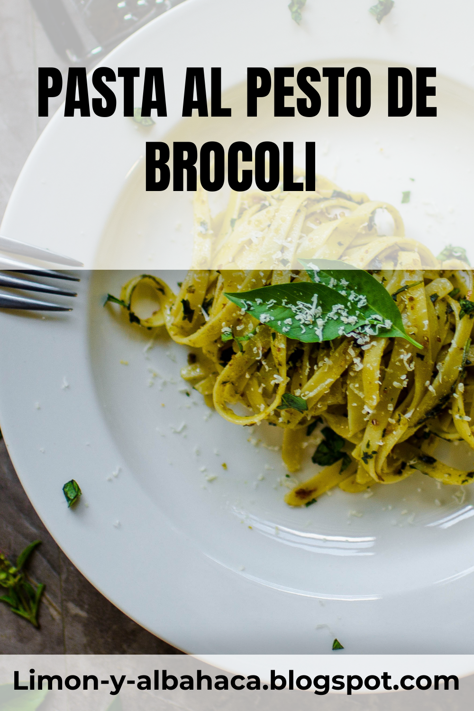 Cómo Hacer Pasta Al Pesto De Brócoli L Receta Espagueti Con Verduras L Comidas Con Albahaca L En 2021 Pasta Al Pesto Espagueti Con Verduras Recetas De Pasta Al Pesto