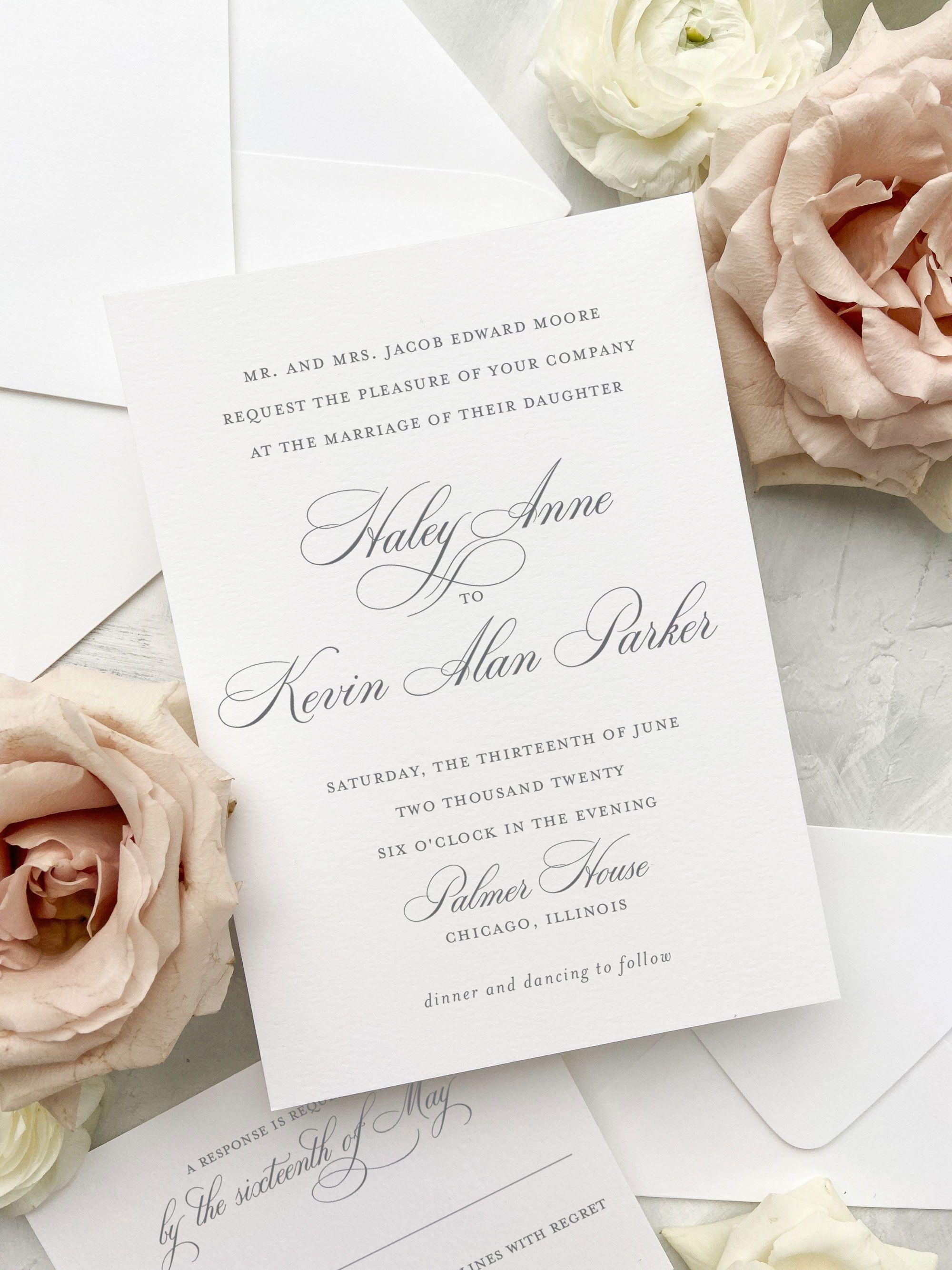 Royal Wedding Invitation In 2020 Fancy Wedding Invitations Custom Wedding Stationery Wedding Stationery
