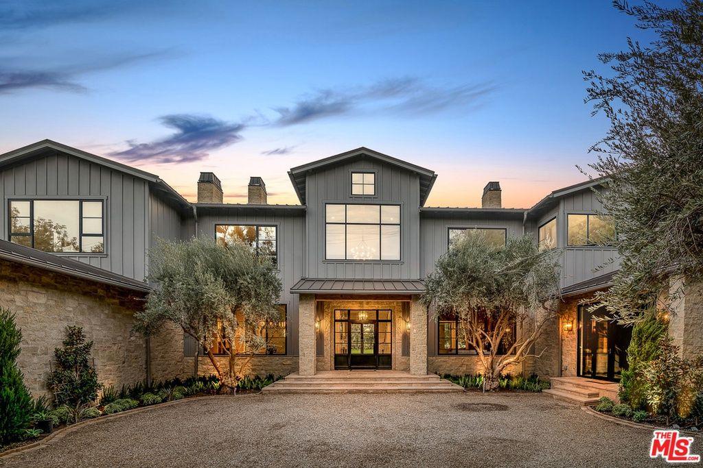 1707 Westridge Rd Los Angeles Ca 90049 Exterior Design