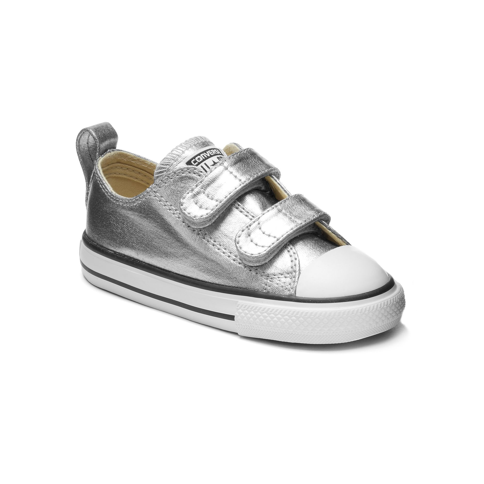 e2c6643f0308 Toddler Converse Chuck Taylor All Star Metallic Sneakers