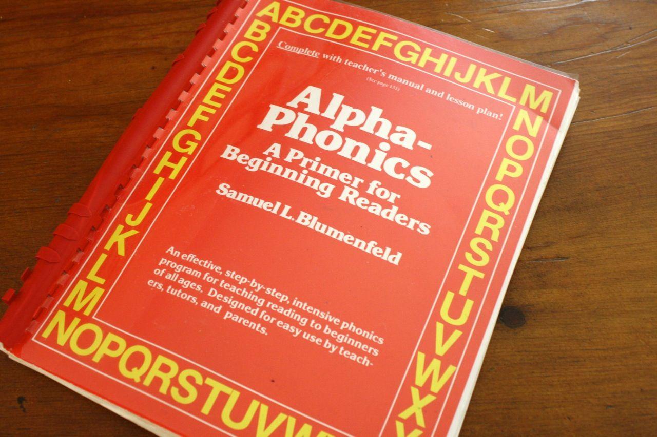 Alphaphonics A Primer For Beginning Readers