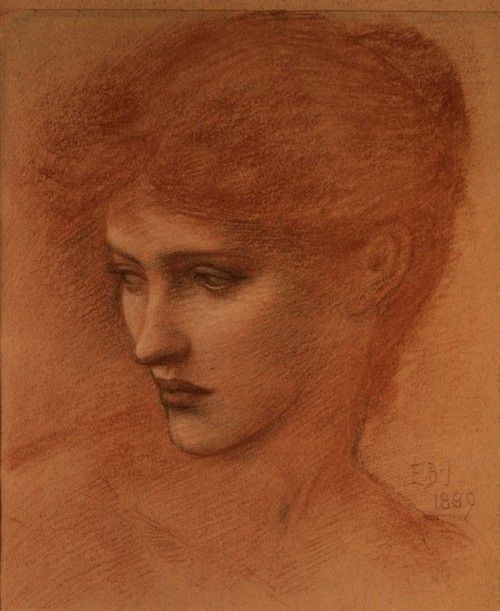 Pre Raphaelite Art Edward Burne Jones