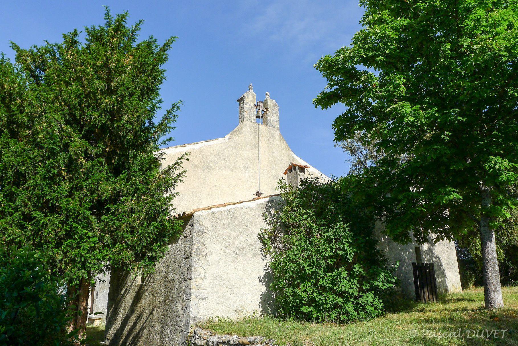 ORAA04 Chapelle SaintPancrace Village d'Oraison