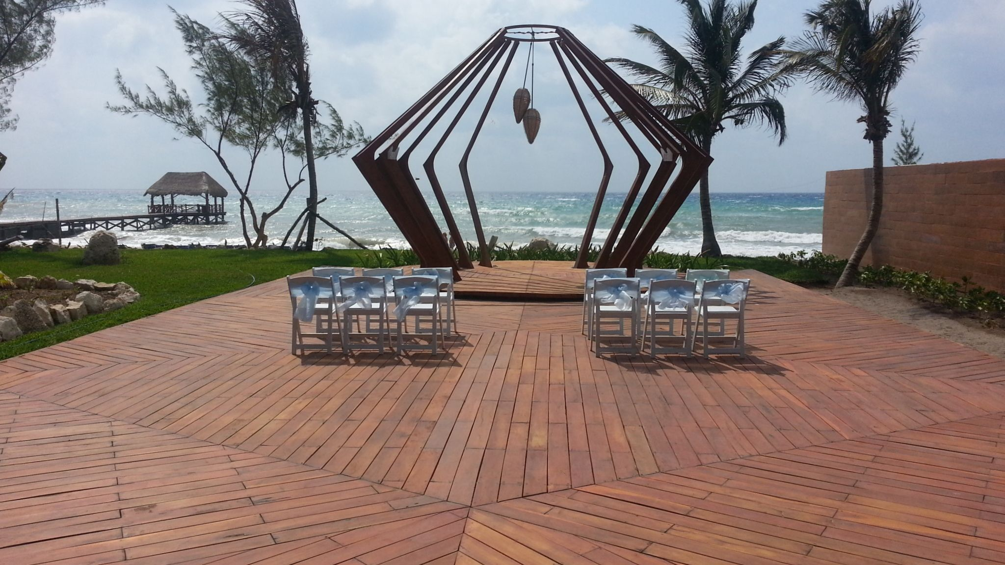 Do You Desire A Unique Wedding Gazebo Look No More