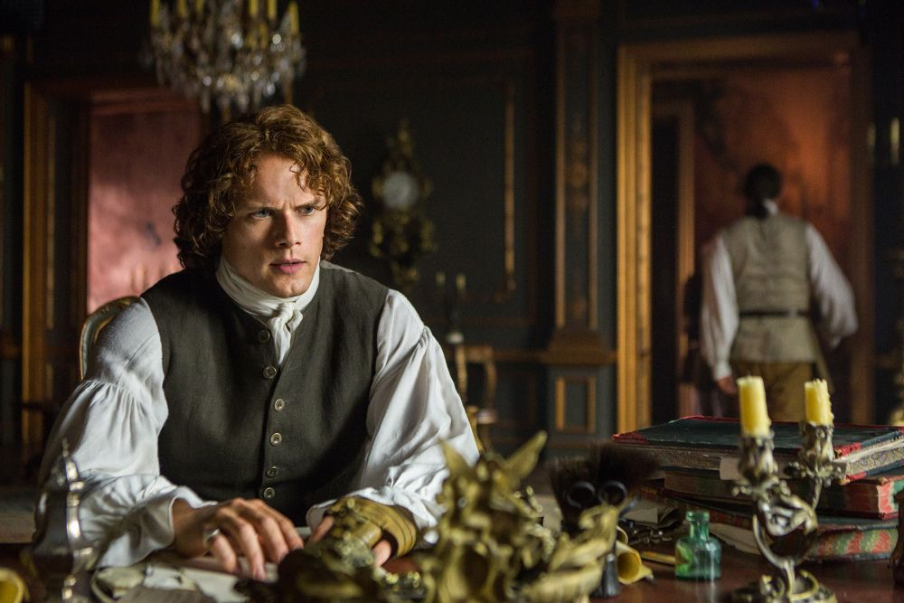 """Here are some NEW HQ stills of Outlander 2×06 """"Best Laid Planes"""" More after the jump!"""