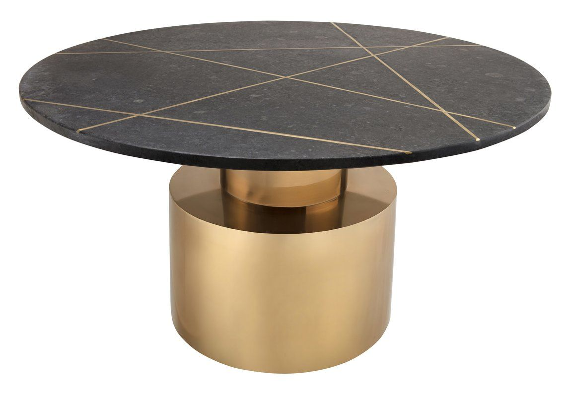 Swifton Coffee Table Marble Coffee Table Black Marble Coffee Table Gold Coffee Table