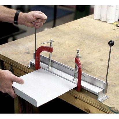 18in Mini Bender Brake Sheet Metal Bender Metal Bender Sheet Metal