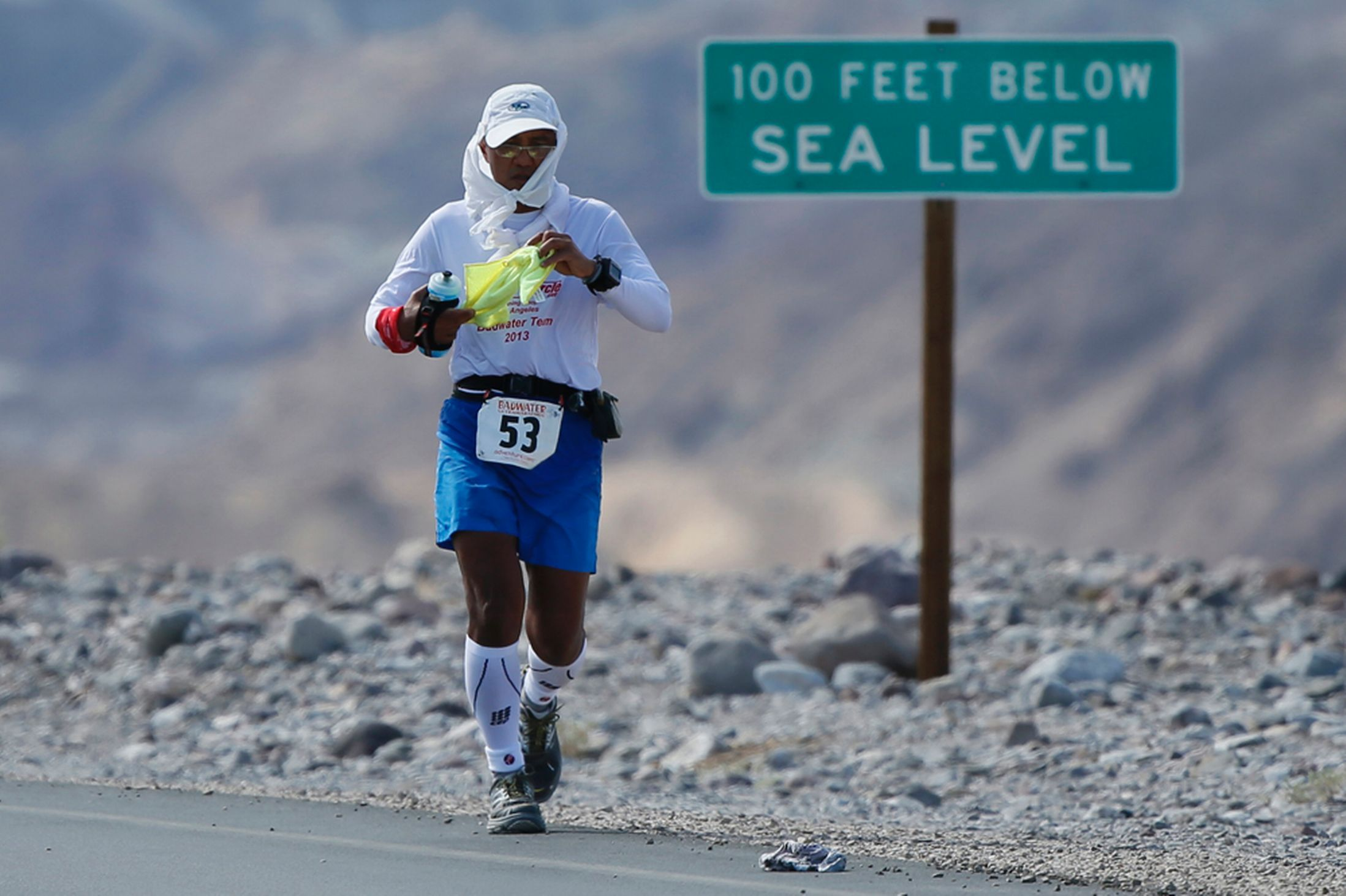 badwater death valley race | Badwater Ultramarathon Banned From Death Valley