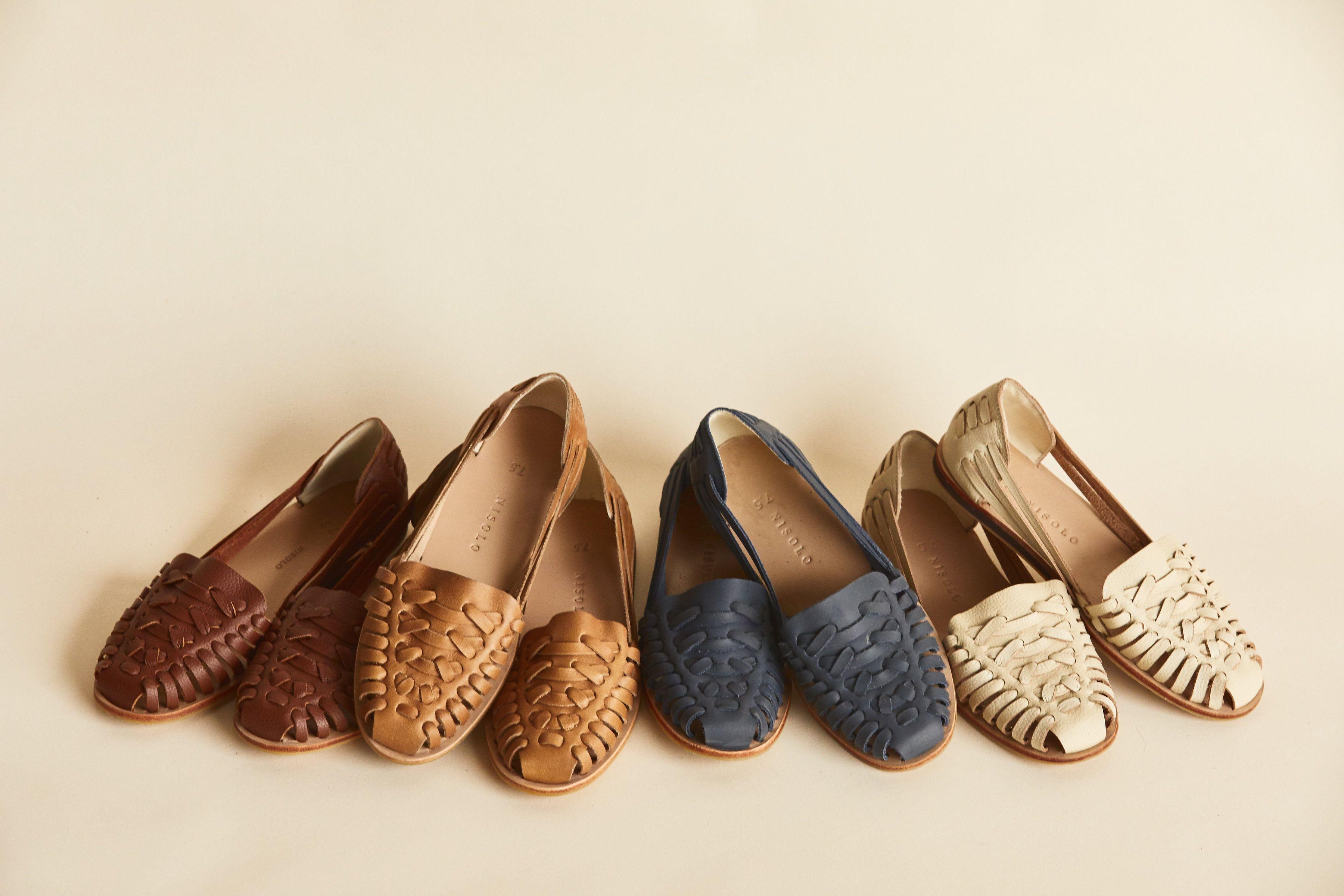 98179f151027 Ecuador Huarache Sandals
