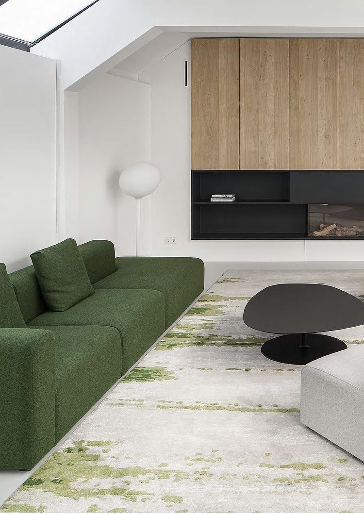 Amsterdam Garage Transformed Into Light Filled Spacious Home By I Interior Architects