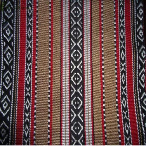 Traditional Arabic Sadu Weaving Majlis Fabric For Lounge Carpet