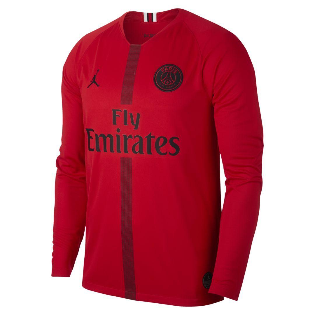 brand new 0ccbf a7477 2018/19 Paris Saint-Germain Stadium Goalkeeper Men's Long ...