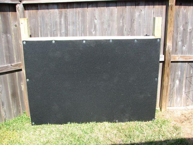Diy Backstop Rubber Stall Mat Diy Archery Target Archery Target Archery Range