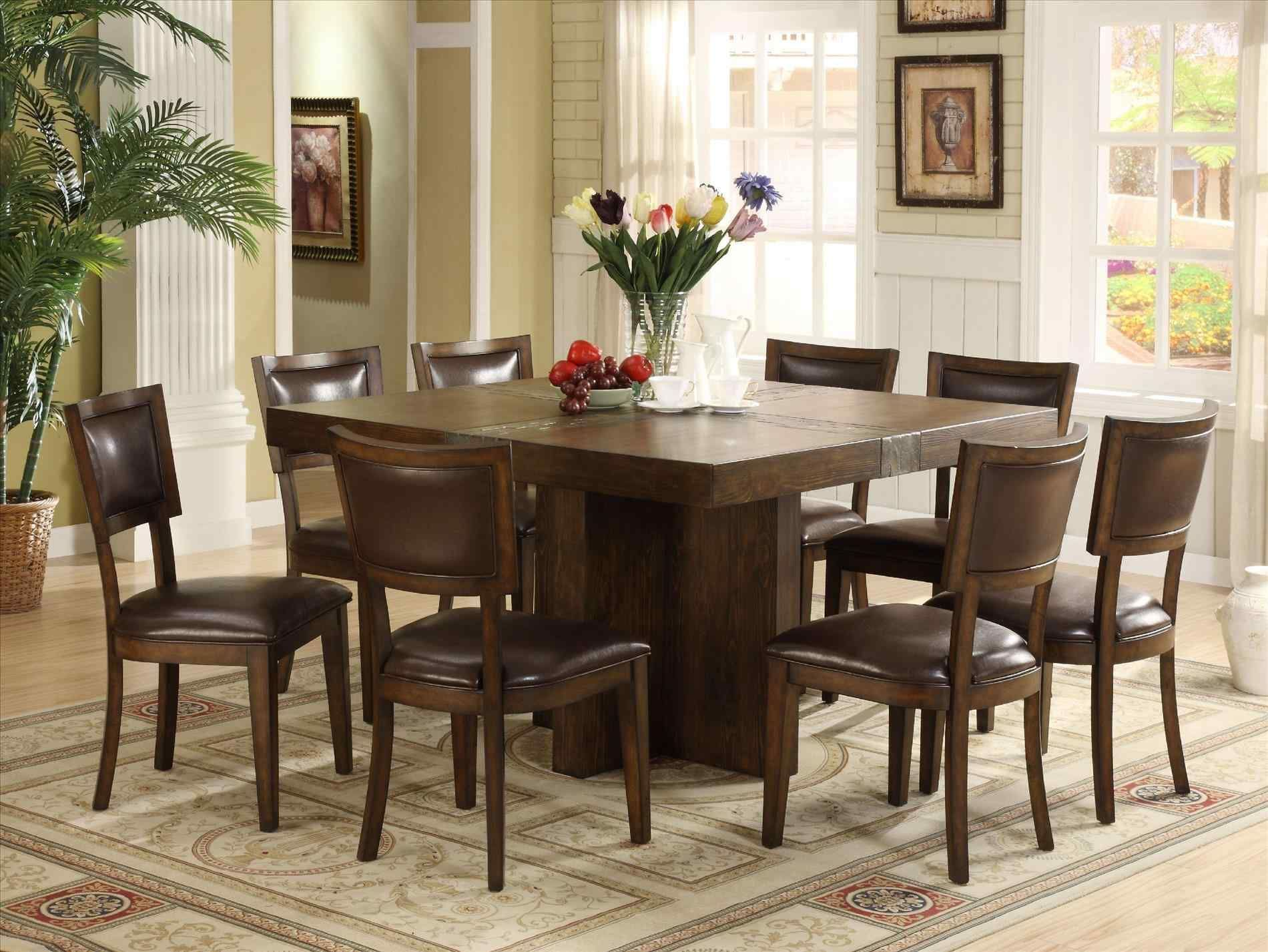 25++ White dining room table and 8 chairs Inspiration