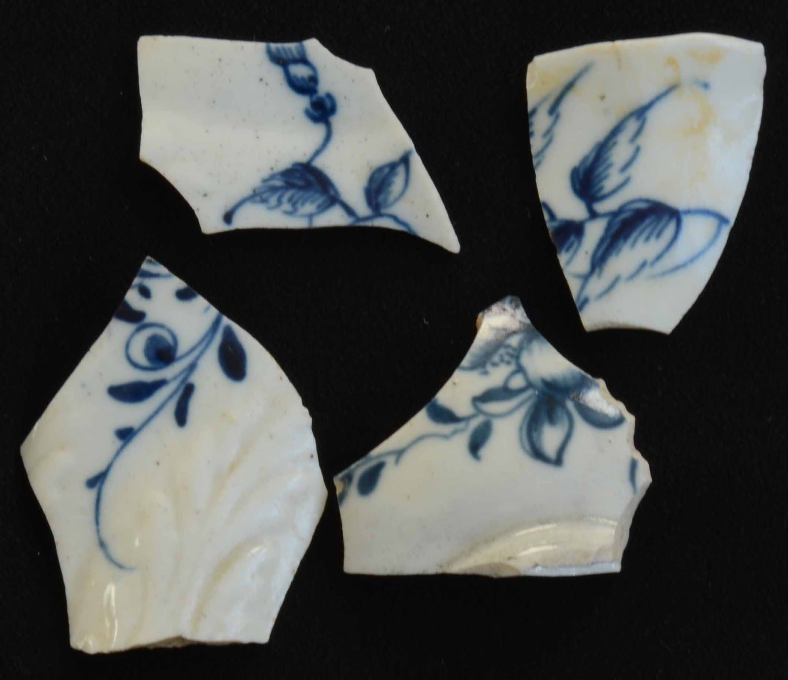 from Bode dating pottery shards