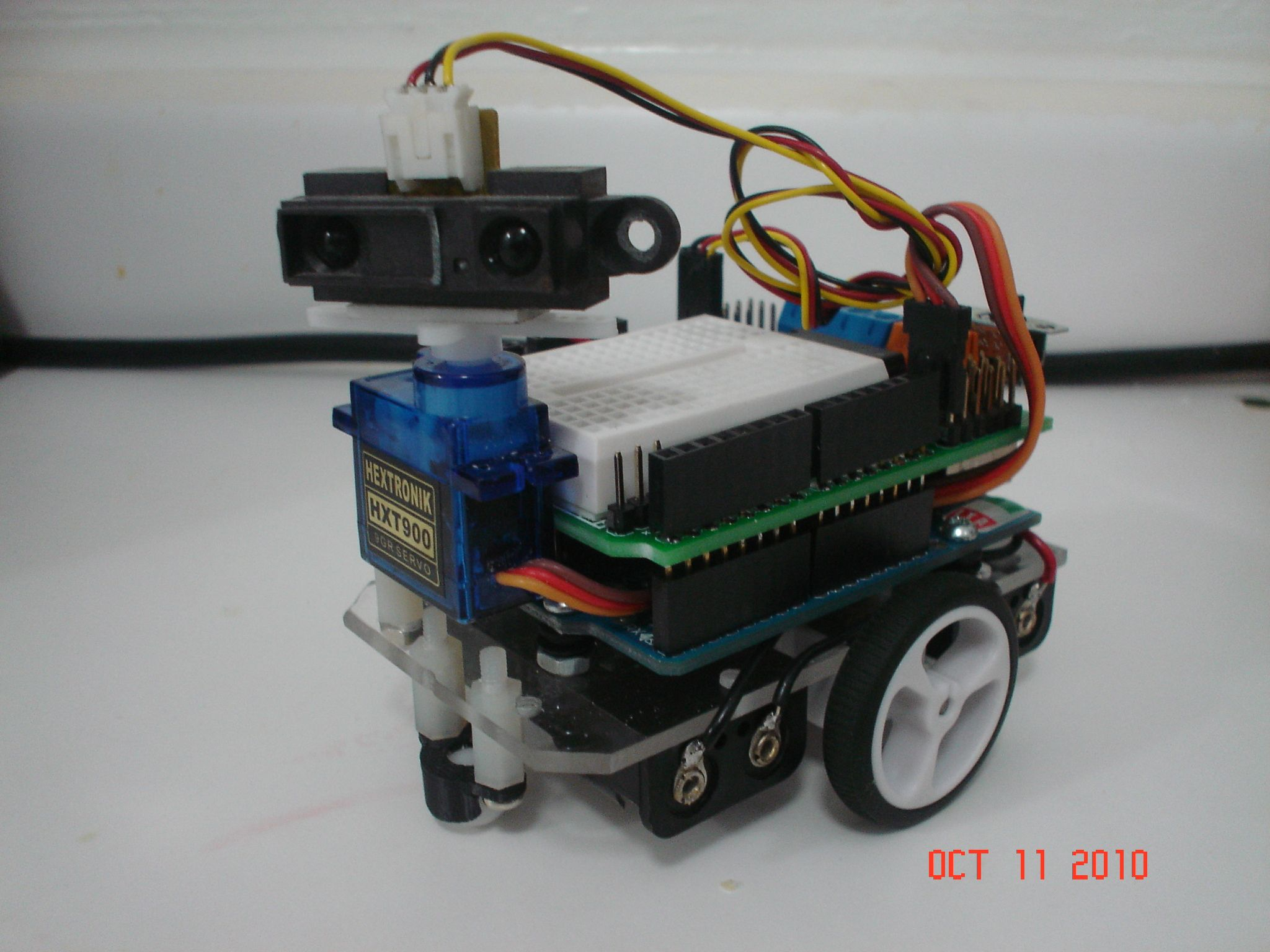 Arduino Robot : Basic Guide to Create Your First Robot | Arduino ...
