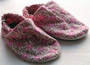 chaussons bébé