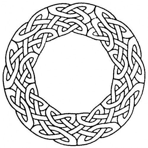 Ornament Border Google Pinterest Celtic
