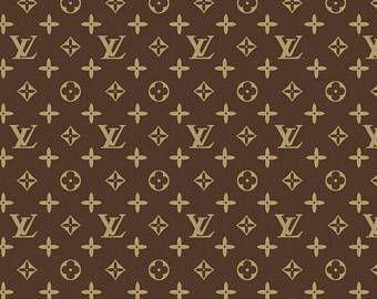 Lv Designer Brand Stick On Anything Diy Vinyl Selsa Ayani