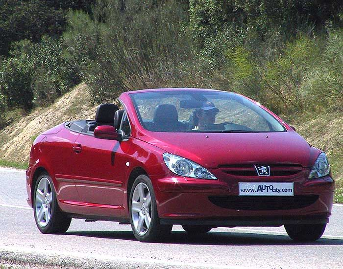 2004 peugeot 307 cc cabrio pinterest peugeot and cars. Black Bedroom Furniture Sets. Home Design Ideas