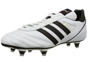 san francisco 5d292 302cf Baratos Tienda online Adidas Kaiser 5 Liga Botas para hombre color azul  blanco negro