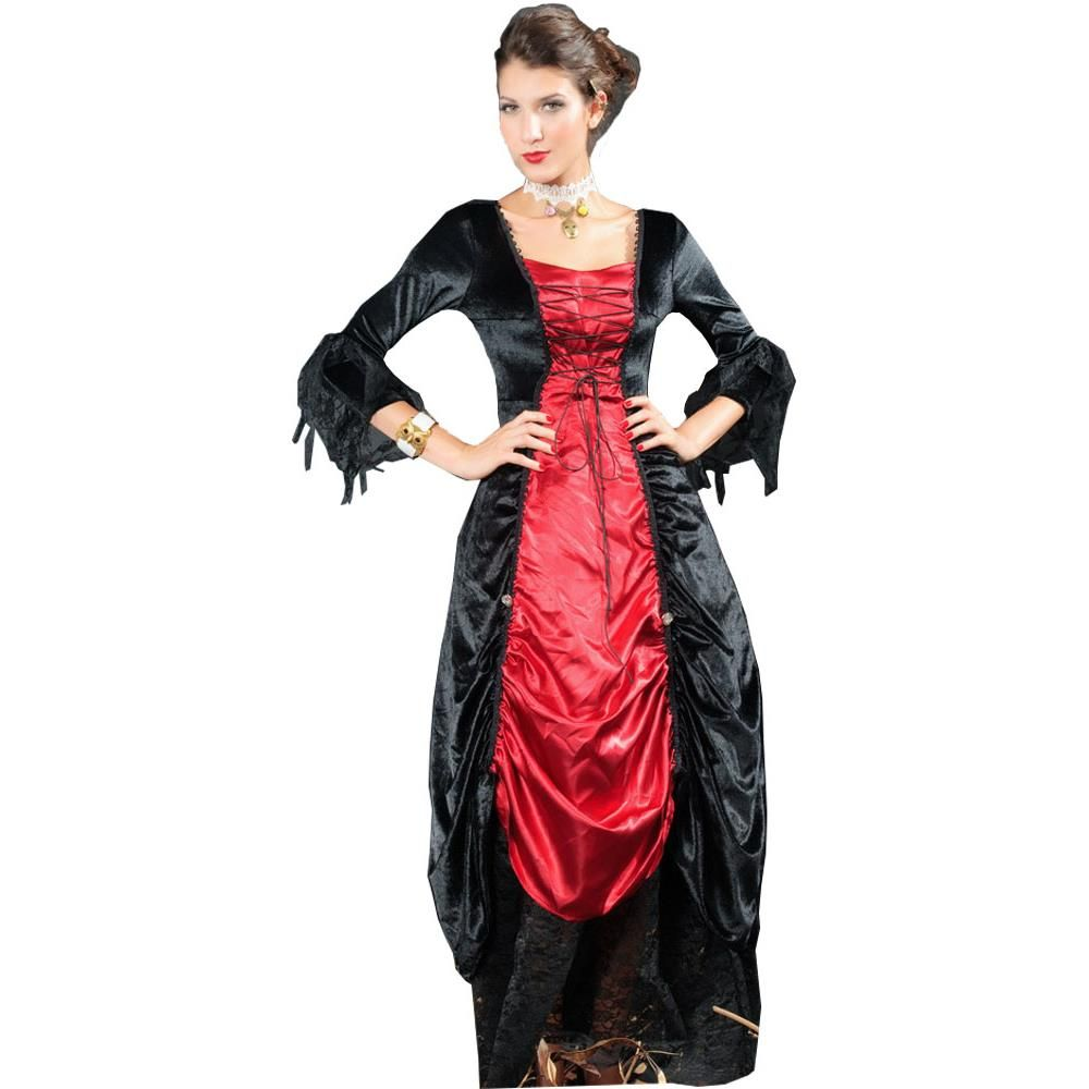 Vampire Countess Vintage Costume (With images) | Costume ...