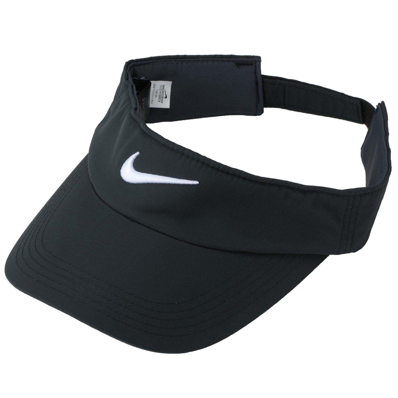 Men Golf Clothing Nike Golf Tech Visor Black White Nike Golf Nike Golf Hat Golf Fashion