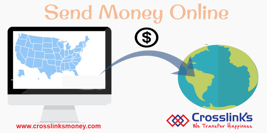 Send Money Online Via Crosslinksmoney Click Now To Get An Best Exchange Rate Without Fee