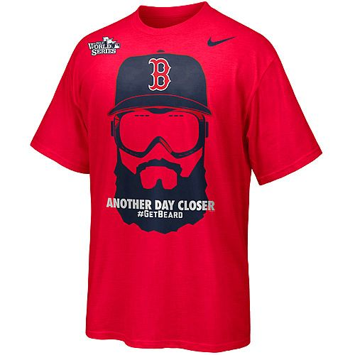huge selection of 3d5ba 662cc Boston Red Sox Another Day Closer Beard T-Shirt - MLB.com ...
