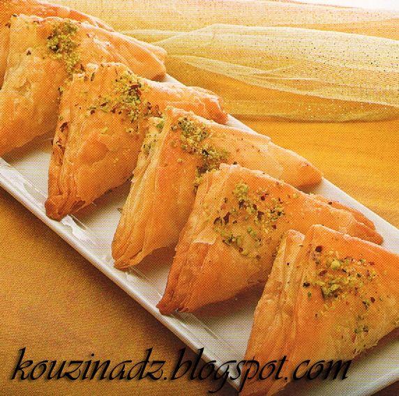 La Cuisine Algerienne: La Cuisine Algérienne: Chaabiettes (Chaabiettes)