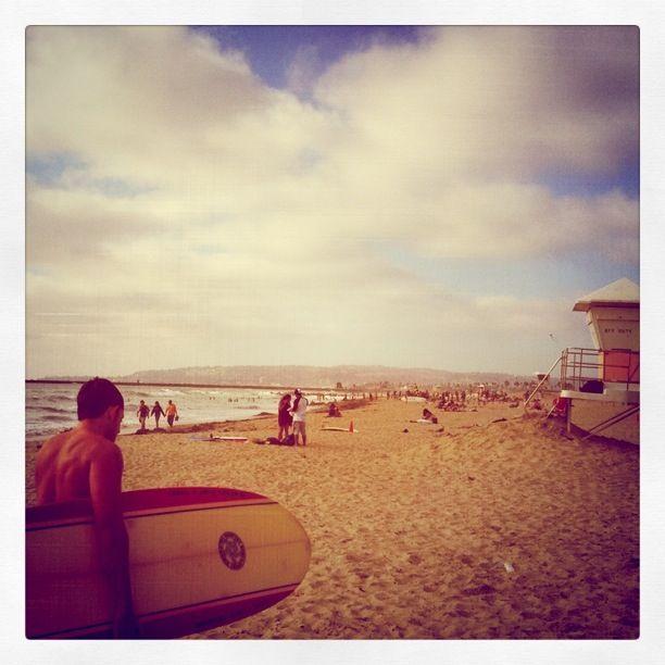 Ocean Beach - San Diego, California/USA