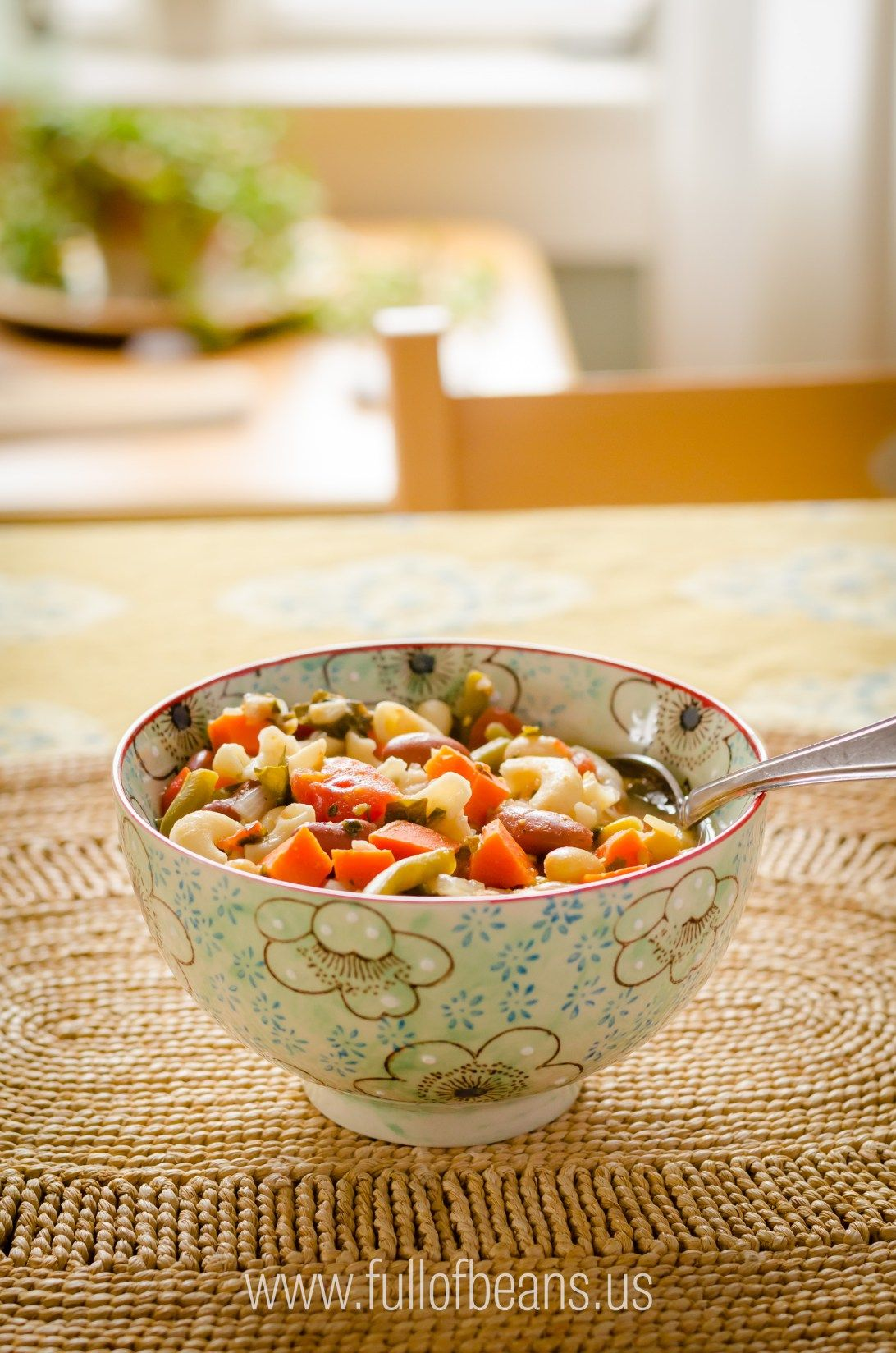 Vegan soup that everyone will love. This gluten-free, vegan minestrone soup is foolproof and quick. Make it tonight!