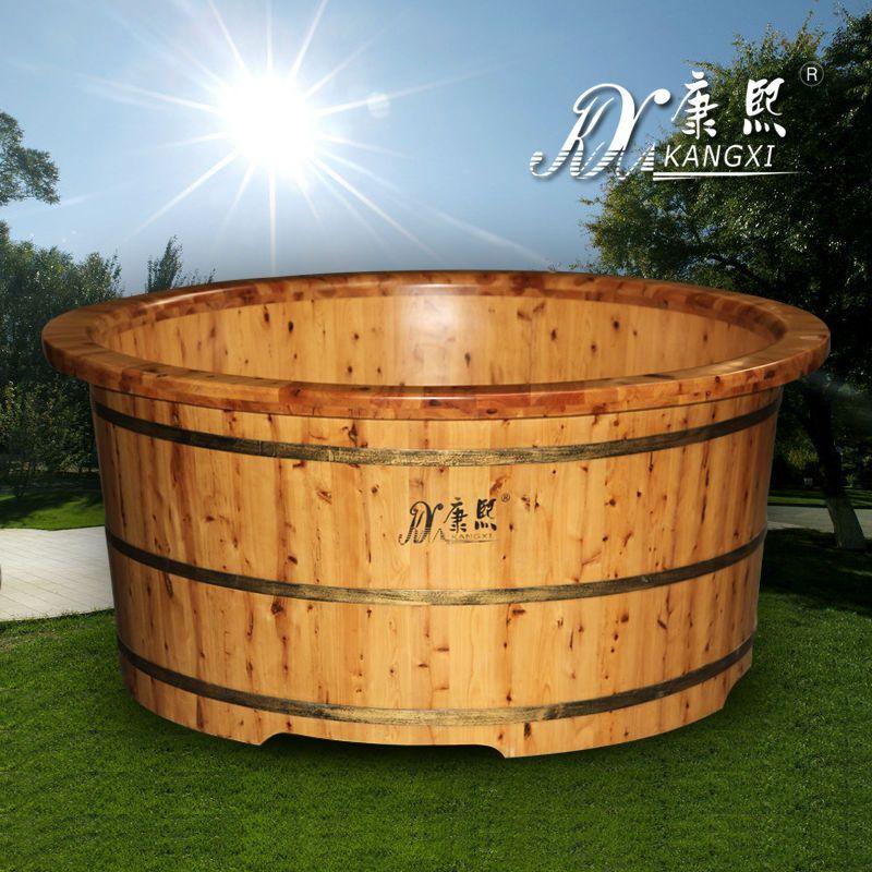 Beautiful Wooden Hot Tub,outdoor Wooden Bath Tub