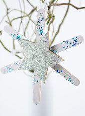 Weihnachtsbaumschmuck basteln: 4 schöne Ideen + Video