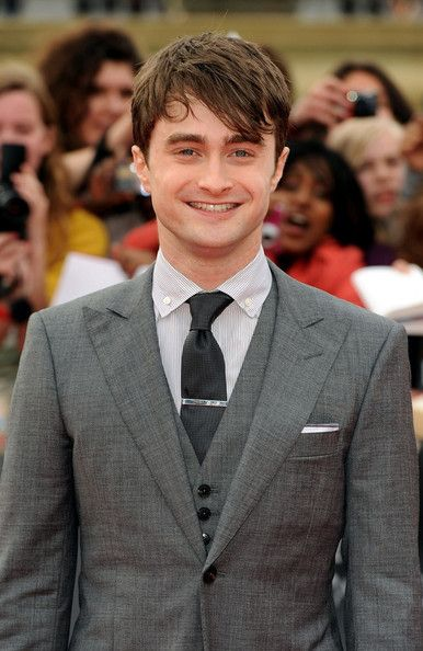 "Daniel Radcliffe told the thousands of fans who gathered that while it may be the end of the films, the stories and the characters will live on ""because people will carry the story with them for the rest of their lives."""