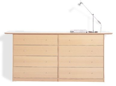 Xilo Beech Dresser To Go With Cur