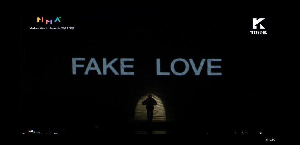 Miltonhathaway Fake Love Bts Love Yourself Paradise Love