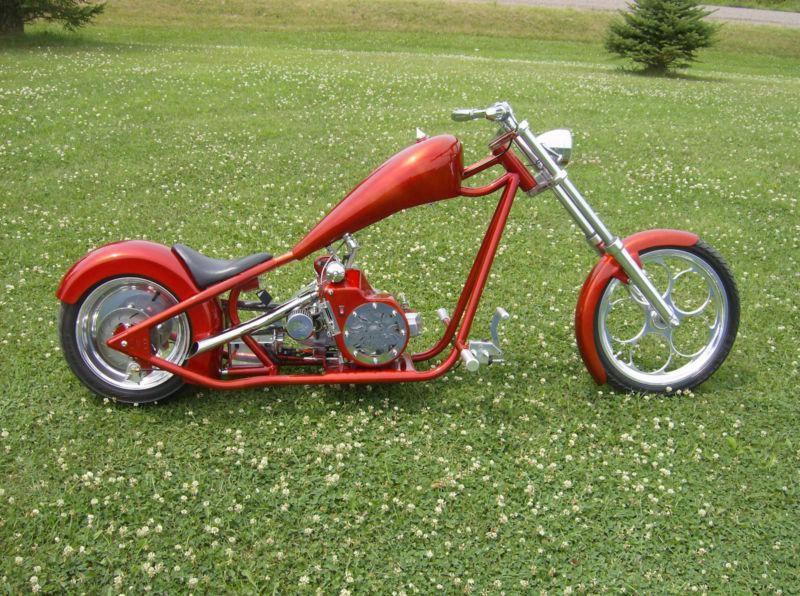 Custom Mini Chopper- Mini Bike- Minibike- Show Bike, US